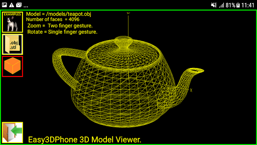 Easy3DPhone