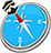 icon com.quranreading.qibladirection 6.0