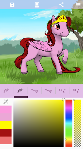 Avatar Maker: Nice Pony